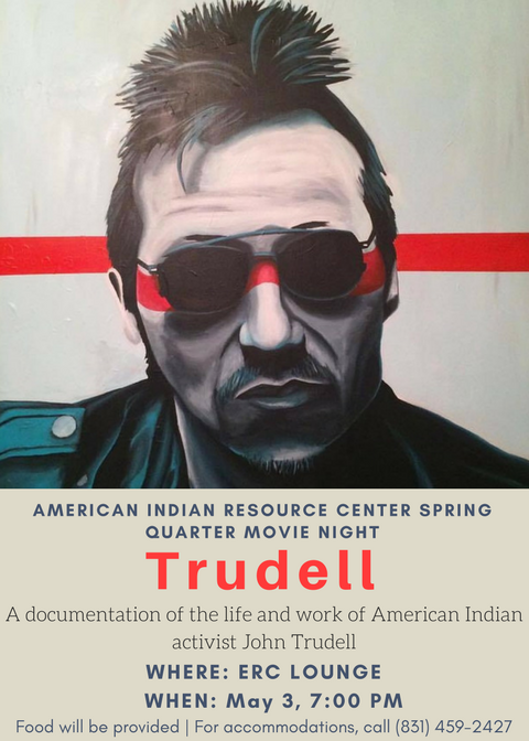 Trudell Movie